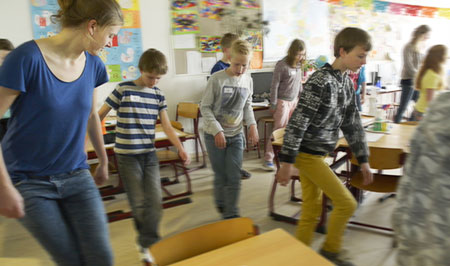 Bewegen en schoolprestaties