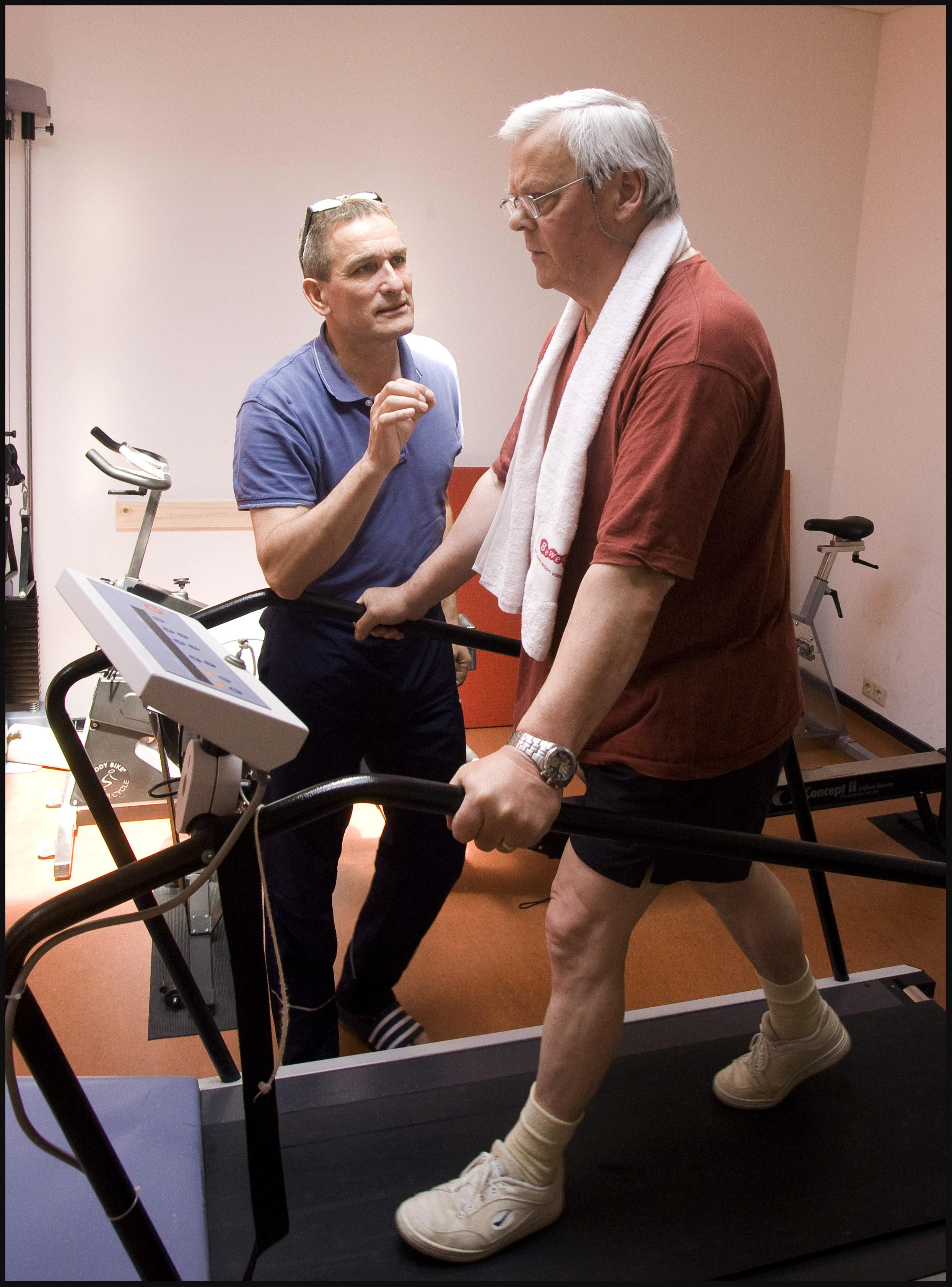 Sport in tijden van ziekte