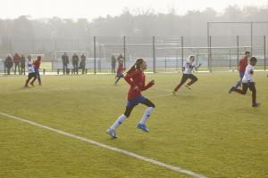 Sporten bij sportvereniging