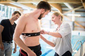 Slimme sensor belooft doorbraak voor optimaliseren zwemtrainingen