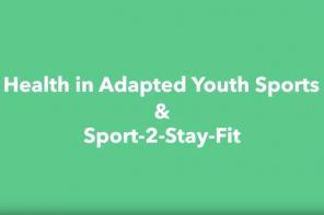 Kennisclip over sport voor kinderen met chronische aandoening